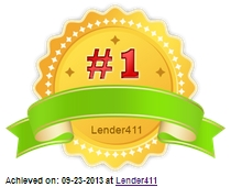 Top Lender in MN as rated by Lender411.com